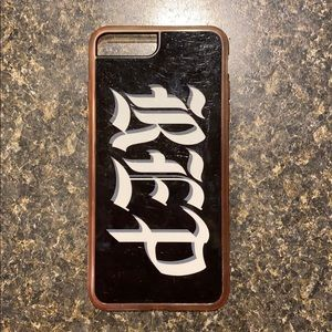 "Taylor Swift ""𝖗𝖊𝖕𝖚𝖙𝖆𝖙𝖎𝖔𝖓"" iPhone Case"